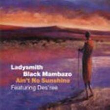 NEW CD.Ladysmith Black Mambazo.Ain't No Sunshine