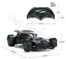 Dawn of Justice Batman Superman Batmobile Car Motion-Sensing RC Figure No Box