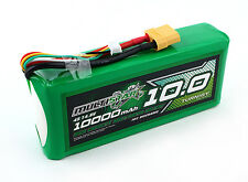 Multistar High Capacity 10000mAh 4S 14.8V 10C 20C LiPo Battery FPV Multi-Rotor