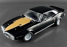 "ACME 1968 PONTIAC FIREBIRD ""THE BLACKBIRD FLIES"" DIESCAST CAR 1:18 A1805201"