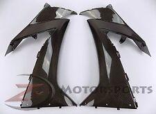 2010 Kawasaki ZX10R ZX-10R Upper Side Mid Cowl Fairing Cowling 100% Carbon Fiber