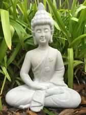 32cm Sitting Buddha Statue / Ornament - Perfect for Garden, Patio or indoor use