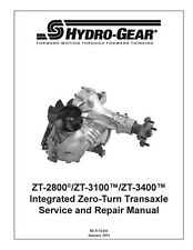 Transaxle ZH-GPEE-3R5A-1TLX HYDRO GEAR OEM TRANSMISSION FOR PUMP
