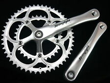 Stronglight Impact ECO Compact Road Bike Chainset  50-34 Tooth  Square Tapered