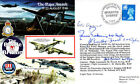50th Anniv of Battle of Britain Signed by 4 Battle of Britain Pilots Crew