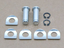 Foot Pegs Mount Kit Pins For Harley Dyna Sportster 883 1200 Softail