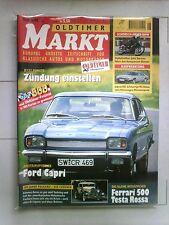 Motor Klassik  6/99    in Schutzhülle