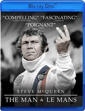 Steve Mcqueen: The Man & Le Mans (2015, Blu-ray NEUF)