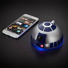 NEW! Exclusive Star Wars R2-D2 Bluetooth Speaker R2D2 Speakerphone