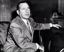 Frank Costello Photo 8X10 - Mobster Mafia New York - Buy Any 2 Get 1 FREE