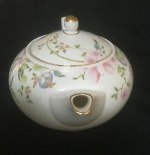 WEDGWOOD SWEET PLUM LARGE TEAPOT