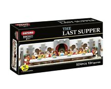 [Korean Toy Brocks]Oxford BM3521 The last Supper, 524pcs, 13 minifigures, Jesus