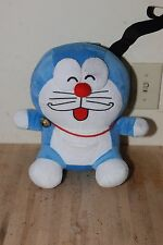 "Doraemon Plush Doll 11"" with bell"