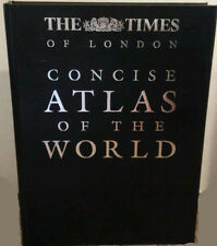 The Times of London Concise Atlas of the World: Eighth Edition