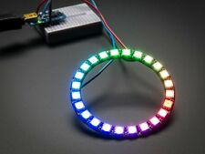 Adafruit NeoPixel Ring 24 x WS2812 5050 RGB LED Halo with Integrated Drivers