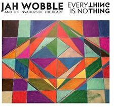 Jah Wobble - Everything Is Nothing [New CD] UK - Import