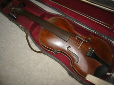 extremely old 4/4 (or 7/8?) Violin with a nice 1 part back