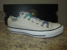 """Converse """"Sandshell"""" Sneakers 7 M Sand Canvas Upper New with Box"""