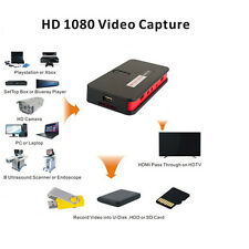 EZCAP284 USB2.0 HDMI Game HD Video Capture Quote 1080P Resolution+Remote Control