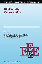 Biodiversity Conservation: Problems and Policies. Papers from the Biodiversity P
