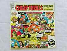 Big Brother & The Holding Co. Cheap Thrills Columbia PC-9700 matrix #s 2E/1AA NM