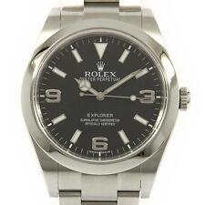 Authentic ROLEX 214270 Explorer I SS Automatic  #260-001-798-1408