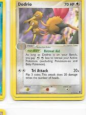 DODRIO - 21/112 - POKEMON - EX FIRE RED LEAF GREEN - Buy more cards and save!