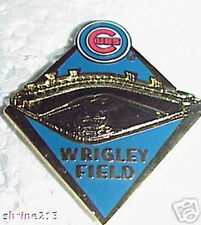 Chicago Cubs Wrigley Field Diamond Collectors Pin