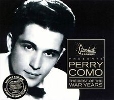 Perry Como: The Best of the War Years, Perry Como, Good Original recording remas