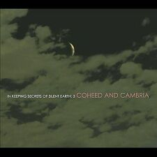 Coheed and Cambria - In Keeping Secrets of Silent Earth: 3 (NEW CD, 2003)
