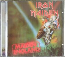 IRON MAIDEN MAIDEN ENGLAND CD SEALED MADE IN BRAZIL LIMITED 1000COPIES 13 TRACKS