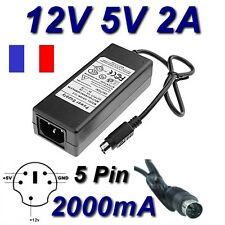 Power Adapter Charge V 5V 2A 5 Pine DA-34A02 Hard Drive Philips