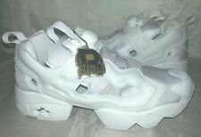 Reebok Instapump Fury OG Mens Sz 6 / Womens Sz 7.5 Pump White Steel New AR2199