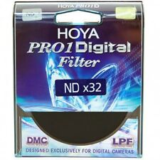 Genuine Hoya 52mm Pro-1 Digital ND32 Filter. Multi-Coated 5 Stop Neutral Density