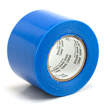 "Industrial Blue Roll Repair Duct Bodge Tape 2"" x 35ft"