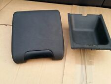 BMW 5 SERIES E39 M5 CENTER CONSOLE EURO ARM REST SLIDING/TILTING + STORAGE TRAY