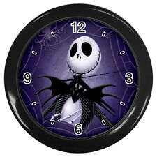 New Hot Jack Skellington The Nightmare Before Christmas Wall Clock-87764509