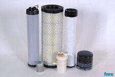 Filterset Terex TC 37 Motor Mitsubishi S4L2 bis SN 0428 Filter