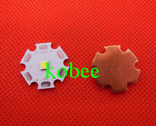 Cree XHP35 Cold White 6500K LED emitter diodes with 20mm Copper PCB 6V