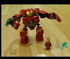 "Lego ""Hulk Buster"" New! From set #76031, Includes MK43 Iron Man Minifig.. L00k!!"