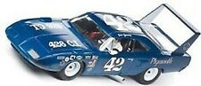 Carrera 25720 NASCAR Plymouth Superbird Gurney Slot Car