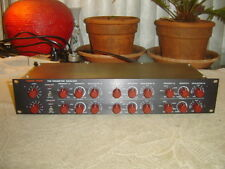 Furman Sound PQ6, 3 Band Parametric Equalizer, Eq, Vintage Rack, As Is, Repair