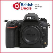 Nikon D750 Digital SLR Camera Body 3 Year Worldwide Warranty - Item is in UK