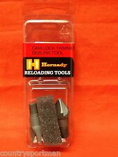 HORNADY Reloading Tools Cam-Lock Trimmer Deburr Tool #050147