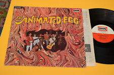 THE ANIMATED EGG LP SAME 1°ST ORIG GERMANY 1969 EX ! TOP PSYCHEDELIC SOUND !!!