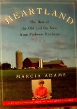 HEARTLAND:The Best of the Old and the New from Midwest Kitchens Marcia Adams