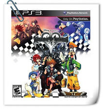 PS3 KINGDOM HEARTS HD 1.5 REMIX (ENGLISH)  SONY PlayStation RPG Square Enix