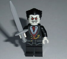 MONSTER FIGHTERS #04 Lego Lord Vampyre w/sword NEW 9464 Halloween Glow Head