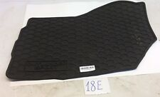 13-16 MITSUBISHI OUTLANDER FRONT RIGHT FLOOR ALL WEATHER RUBBER MAT OEM 18E S