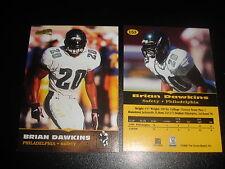 2 - 1996 PPF Brian Dawkins ROOKIE CARDS-Eagles Denver Broncos